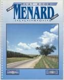 Title Page, Menard County 2001