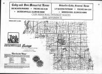 Index Map, Morgan County 1977