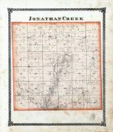 Jonathan Creek Township, Moultrie County 1875