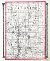 Lovington Township, Moultrie County 1875