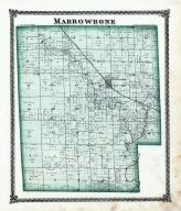 Marrowbone Township, Bethany St., West Okaw Creek, Moultrie County 1875