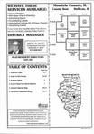 Index Map 1, Moultrie County 1998