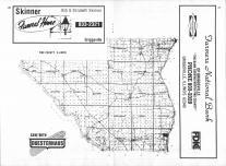 Index Map, Pike County 1985