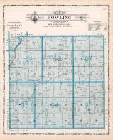 Bowling Township, Taylor Ridge, Rock Island County 1905 Microfilm and Orig Mix