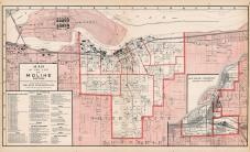 Moline City - Index Map, Rock Island County 1905 Microfilm and Orig Mix