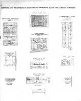 Rock Island - South,  Hampton Townships - Additions & Subdivisions