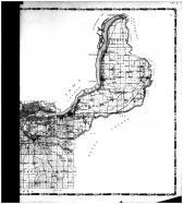 Rock Island County Topographical Map - Right, Rock Island County 1905 Microfilm and Orig Mix