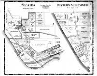 Sears, Dexters Subdivision, Rock Island County 1905 Microfilm and Orig Mix