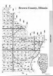 Brown County Index Map 2, Schuyler and Brown Counties 1997
