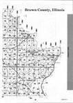 Brown County Index Map 2, Schuyler and Brown Counties 1999