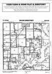 Okaw T12N-R4E, Shelby County 1996 Published by Farm and Home Publishers, LTD