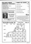Index Map 1, Tazewell County 2000