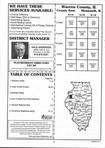 Table of Contents, Warren County 1998
