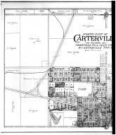 Carterville - North - Left, Williamson County 1908