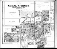 Creal Springs, Alleghany - Above, Williamson County 1908