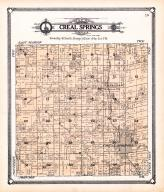 Creal Springs Township, Canaville, Willeford, Saline Creek, Williamson County 1908