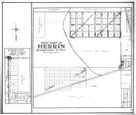 Herrin - West, Harrisons Out Lots, Williamson County 1908