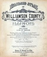 Title Page, Williamson County 1908