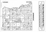 Newton County Map Image 010, Benton and Newton Counties 1995