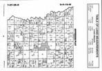 Newton County Map Image 010, Benton and Newton Counties 2000