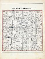 Bear Creek Township, Briant, Westchester, Bloomfield, Jay County 1881