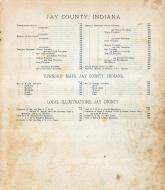 Contents 2, Jay County 1881