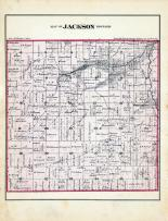 Jackson Township, West Liberty, Jay County 1881