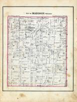 Madison Township, Salamonia, Salem, Jay County 1881