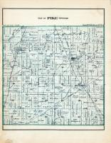 Pike Township, Boundary, Antioch, Collett, Jay County 1881