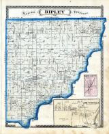 Ripley Township, North Union P.O., Yountsville,  Alamo, Montgomery County 1878