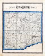 Sugar Creek Township, Bowers Station, Potato Creek, Montgomery County 1878