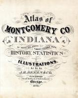 Title Page, Montgomery County 1878