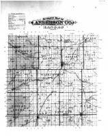Anderson County Outline Map