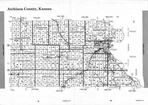 Index Map 2, Atchison County 2000