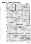 Index Map 1, Barber County 1998