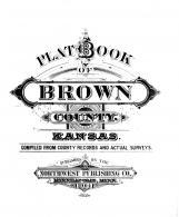 Title Page, Brown County 1904