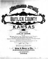 Title Page, Butler County 1905