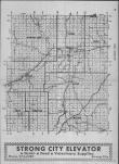 Index Map, Chase County 1973