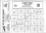 Index Map, Clay County 1980