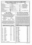 Index and Legend, Dickinson County 1998 Published by Farm and Home Publishers, LTD
