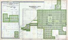 Lawrence - Section 001, Baldwin City, Douglas County 1921