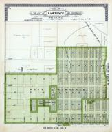 Lawrence City - Section 025, Douglas County 1921