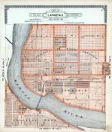 Lawrence City - Section 030, Douglas County 1921