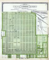 Lawrence City - Section 031, Douglas County 1921