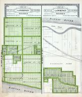 Lawrence City - Sections 029 and 032, Douglas County 1921