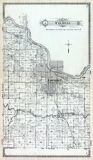 Wakarusa Township, Lawrence, Lake View, Kansas River, Douglas County 1921