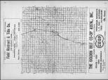 Index Map, Ellis County 1959