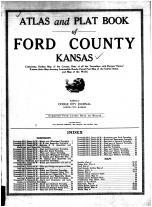 Index Page, Title Page, Ford County 1916