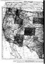United States Map - Left, Ford County 1916