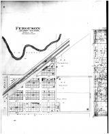 Ferguson, Township 16 S Ranges 17 & 18 E - Left, Franklin County 1903